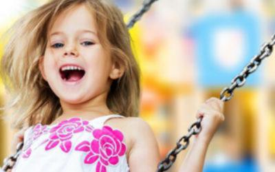 Kindervrij naar een overdekte speeltuin is vreselijk