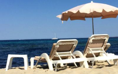"""Vijf dagen quality time op Ibiza met mijn """"Draakje"""""""