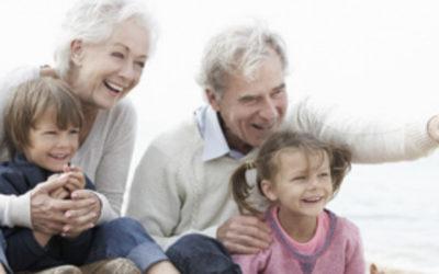Hulp van en aan Grootouders bij kleine kinderen