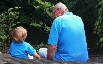 De tol van laat Ouderschap