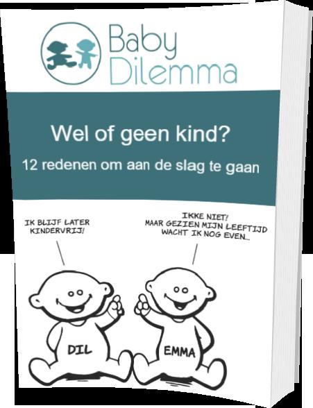 Gratis online keuzeboek: Wel of geen kind? 12 redenen om aan de slag te gaan