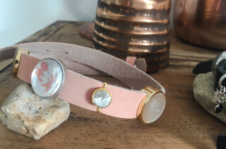 Met deze mooie Baby Dilemma armband moet je wel aan de slag!
